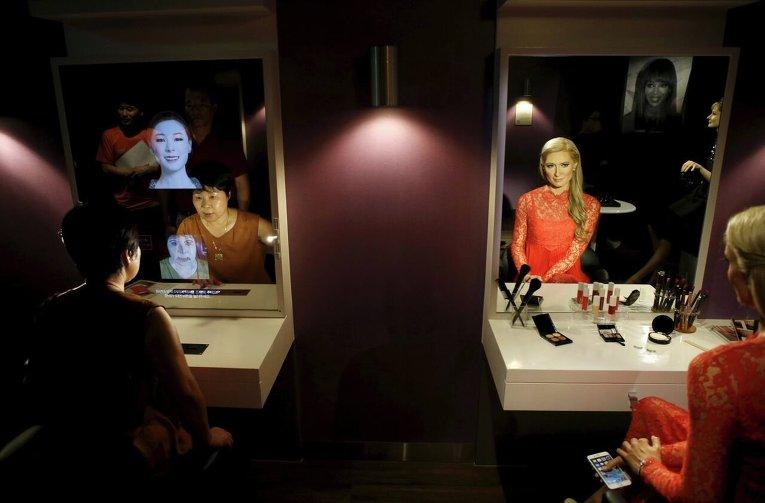 В Сеуле открылся филиал французского музея восковых фигур