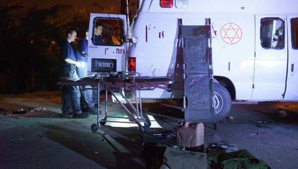 Кортеж премьера Польши попал в аварию в Израиле
