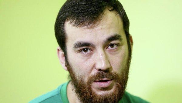 Задержанный в Луганской области гражданин РФ Евгений Ерофеев. Архивное фото