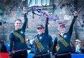 Украинские лучницы