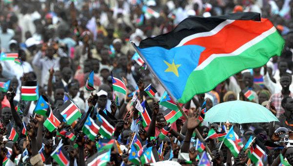 Заявления онезаконных поставках Украинским государством оружия вЮжный Судан безосновательны— Турчинов