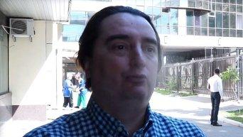 Игорь Гужва комментирует допрос у следователя налоговой службы