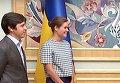 Мария Гайдар и Владимир Федорин получили гражданство Украины