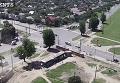 Лобовое столкновение трамваев в Харькове