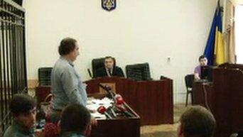 В Киеве проходит суд по избранию меры пресечения Игорю Гужве