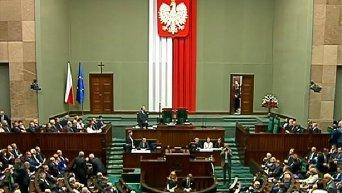 Инаугурация президента Польши Анджея Дуды