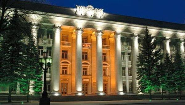 Здание Южмаша