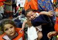 Спасение ливийских беженцев. Архивное фото