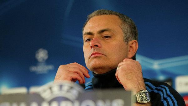 Главный тренер ФК Реал Мадрид Жозе Моуриньо. Архивное фото