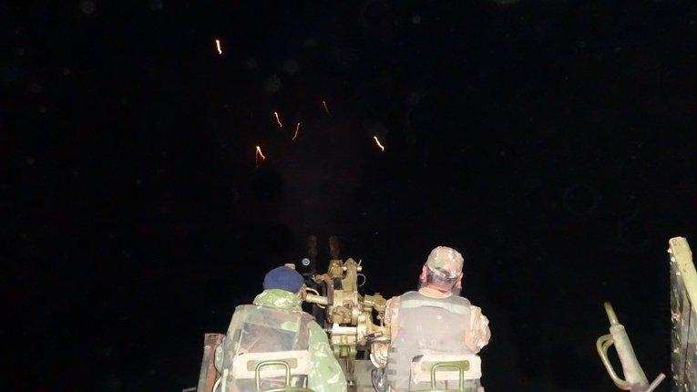 Охота за беспилотниками в зоне АТО