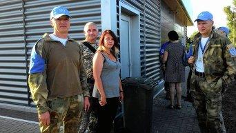 Освобождение троих гражданских из плена в Донбассе