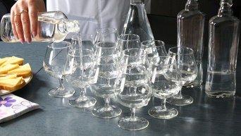 Алкогольный напиток. Архивное фото