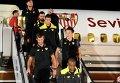 Евгений Коноплянка в составе Севильи прибыл в Тбилиси, где 11 августа пройдет матч за Суперкубок УЕФА