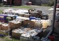 В Тернопольской области накрыли цех по изготовлению фирменной водки. Видео