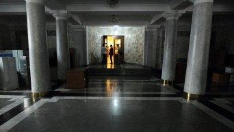 Офис антикоррупционного бюро. Архивное фото