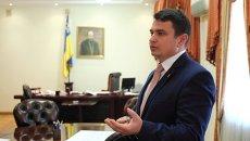 Директор Антикоррупционного бюро Артем Сытник. Архивное фото