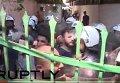 Грецию атакуют мигранты. Видео