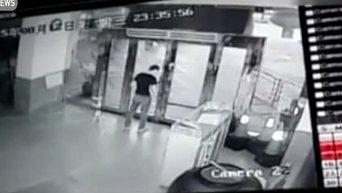 Мощный взрыв в Китае. Видео