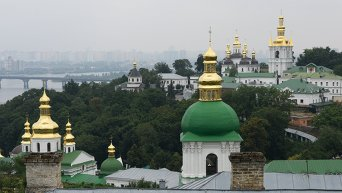 Киево-Печерская лавра. Архивное фото