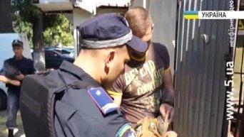 Неизвестные в масках напали на представителей ЛГБТ-сообщества в Одессе