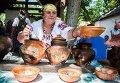 Фестиваль Борщик в глиняном горшке
