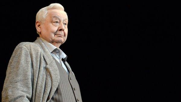 Новая версия спектакля Чайка в театре-студии под руководством О.Табакова