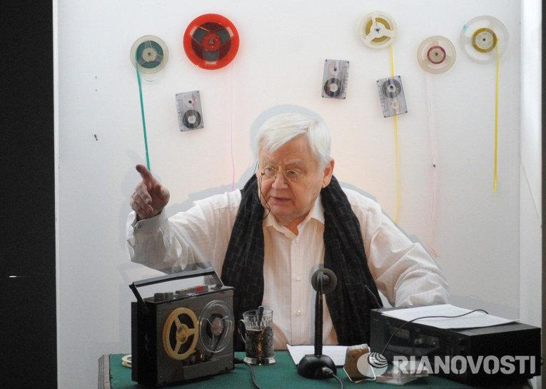 Прогон спектакля Вне системы к юбилею Станиславского