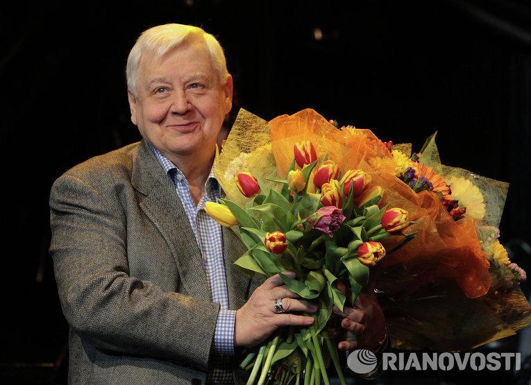 Вручение актерской премии Фигаро имени Андрея Миронова