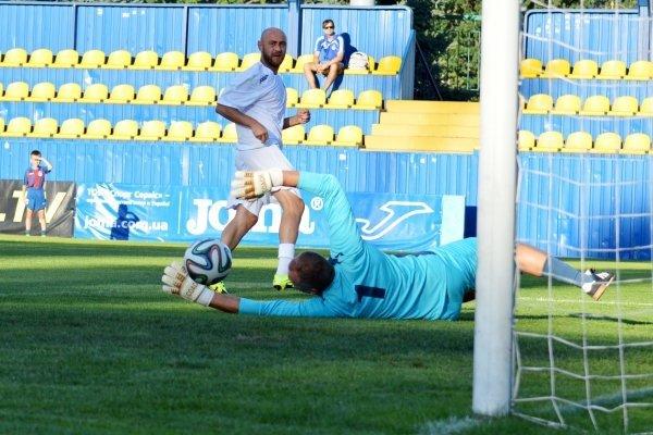 Матч памяти футболиста Сергея Закарлюки, погибшего в ДТП