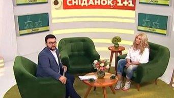 Ирина Билык призвала артистов, Порошенко и Путина взяться за руки и помириться