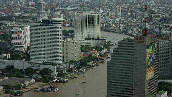 Вид на Бангкок