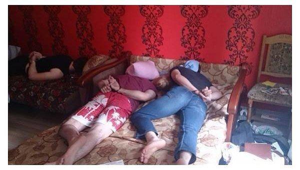 В Киеве СБУ задержала 5 граждан РФ, причастных к международной террористической организации