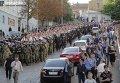 Отряды милиции в центре Киева
