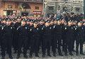 Патрульная полиция Львова. Архивное фото