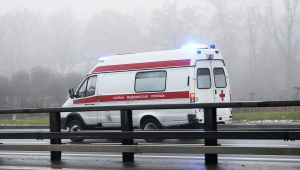 Скорая помощь в РФ. Архивное фото