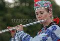 Празднование Дня Независимости в Ужгороде
