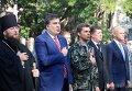 Руководство Одессы возложило цветы к памятнику Тараса Шевченко. Архивное фото