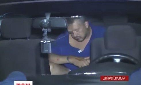 ДТП в Днепропетровской области. Видео