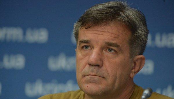 Глава общественного объединения Справедливость Тарас Костанчук