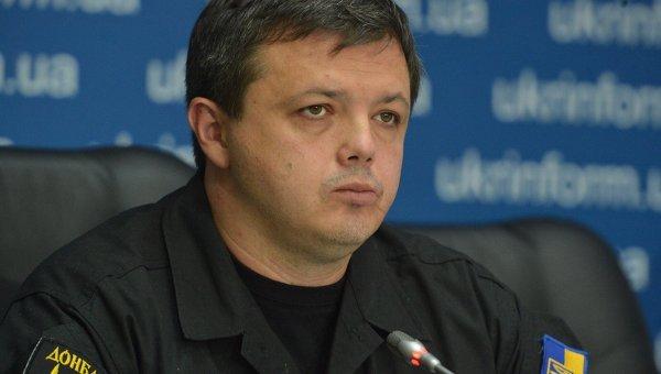 Прорыв украинско-польской границы не был нарушением закона - Семенченко