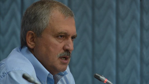 Экс-нардеп, бывший глава временной следственной комиссии по расследованию Иловайской трагедии Андрей Сенченко