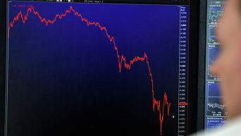 Фондовая биржа. Экономический график