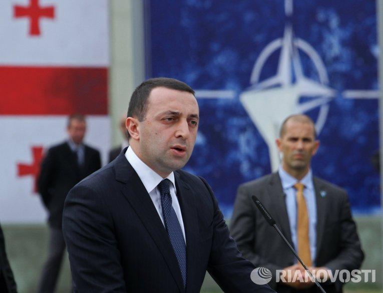 Гарибашвили ушел в отставку