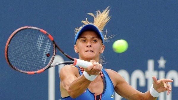 Украинская теннисистка Леся Цуренко. Архивное фото