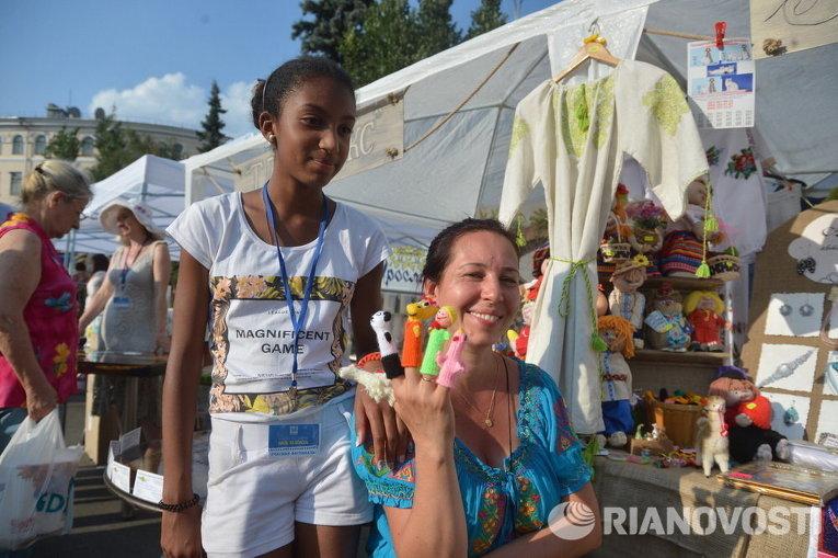 В Киеве открылся 5-й фестиваль В поисках Made in Ukraine