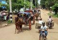 Повседневная жизнь в Мьянме