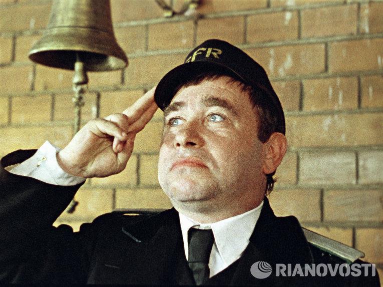 Артист Михаил Светин