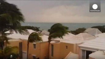 Тропический шторм Эрика