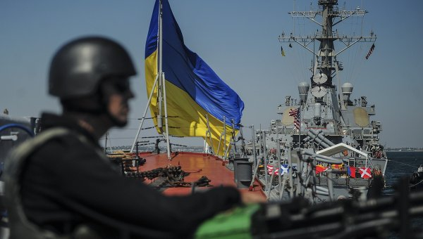 ВМС Украины в Одессе