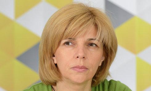 Ольга Богомолец. Архивное фото